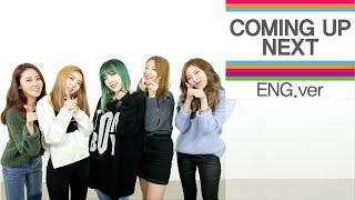 [Kpop] 1theK COMING UP NEXT [ENG ver.] - 2nd week of February, 2015(2월 2주차) [KOR/JPN SUB]