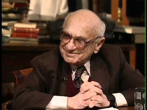 PRESIDENTIAL REPORT CARD: Milton Friedman on the State of the Union