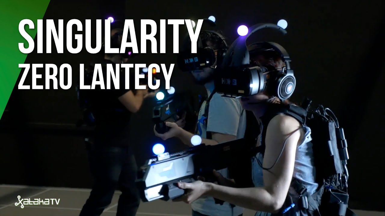 Singularity El Mejor Juego Vr Hasta La Fecha Youtube