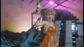 Teri Copley - Just Give Me Action - Clip from  the movie Transylvania Twist