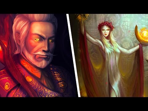 SKYRIM - 100 Daedra Secrets (Elder Scrolls Lore & Facts)