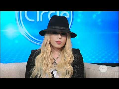 Orianthi's Interview on TEN's The Circle; April 27, 2012