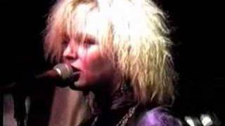 THE PRIMITIVES really stupid live 1986