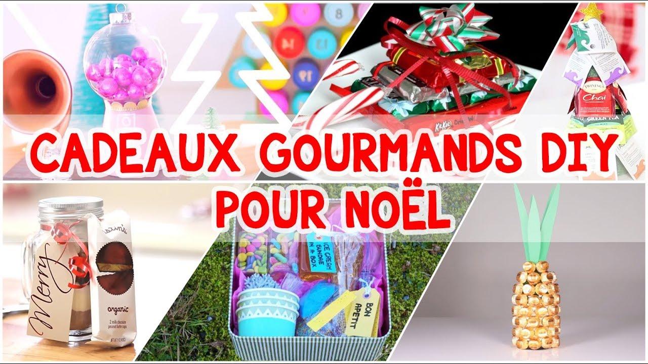 Cadeaux Gourmands Diy Pour Noel