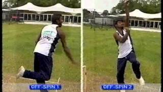 Is Muralitharan's bowling action legal? - 2004 (Part 1)