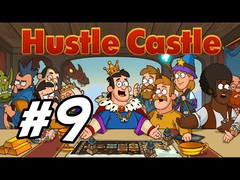 "Hustle Castle - 9 - ""A Strong Team"""