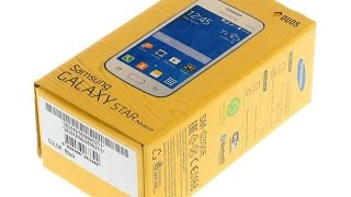 Samsung Galaxy Star Advance SM-G350E обзор ◄ Quke.ru ►