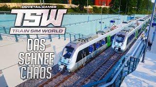 Train Sim World — Hier kommst du NIE wieder raus — Rapid Transit S-Bahn Leipzig