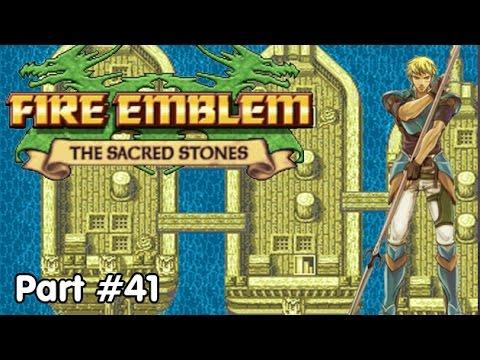 Slim Plays Fire Emblem: Sacred Stones - #41. Phantom Ship XLI