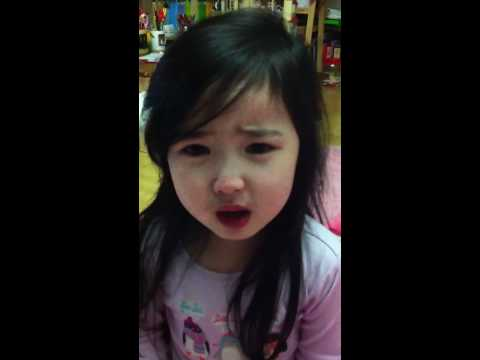 [Official] Cute Korean Baby says I'm Sorry Mommy 잘못했�