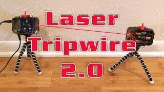 Laser Tripwire 2.0!
