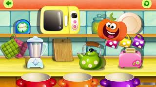 تعلم اسماء الفواكه في الغة النكليزية ممتع ومسلي رسوم متحركة BabyBus