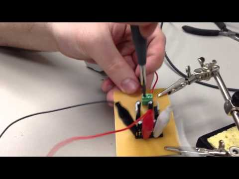 ECE 442 Block Tests - Group 20 - Power Supply