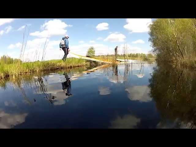 MicroAdventure Weerribben | Native Watercraft Ultimate 15 FX Tandem HMG Ultamid 4 Insert