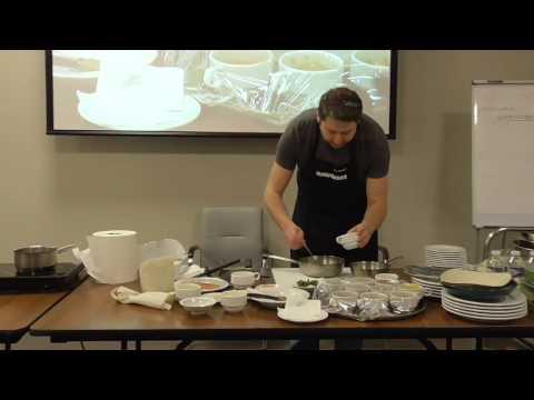 Мастер-класс Дмитрия Зотова (Москва) - Перуанская кухня и nikkei