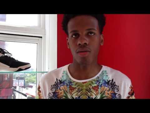 Harlem's 16 year-old entrepreneur