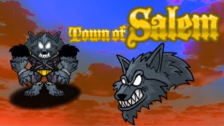 Town of Salem   WERES the Wolf Ranked Practice