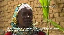 Aliravitsemus on vakava ongelma Tsadissa
