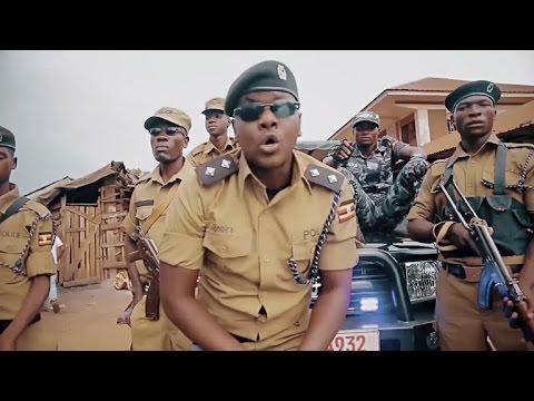 Beats, not batons: Uganda's singing cop makes waves