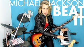 Beat It (Michael Jackson cover) - Ali Spagnola