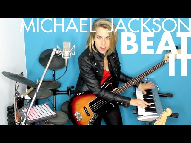 Beat It (Michael Jackson cover) - Ali Spagnola