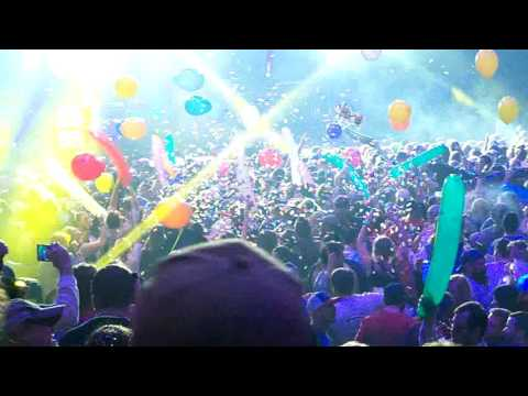 "Widespread Panic NYE - House music ""Let's Dance"" @ Nashville, TN 12.31.2016"