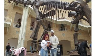 family trip to the museum