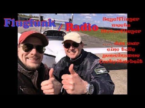 Approach/Departure Bonn-Hangelar:  Flugfunk/Radio (Bsp.)