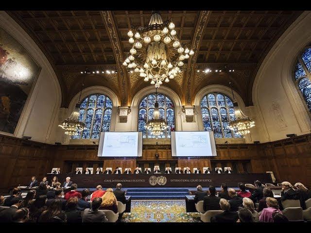 ¿Qué es la Corte Internacional de Justicia? La misión y las actividades de la CIJ (2016)