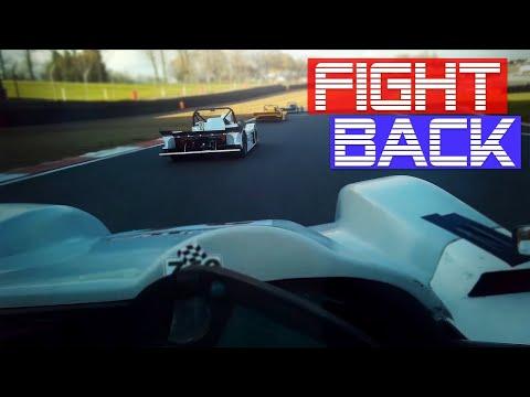 Fight Back | Helmet Cam | Brands Hatch | RGB Sports 1000 2019