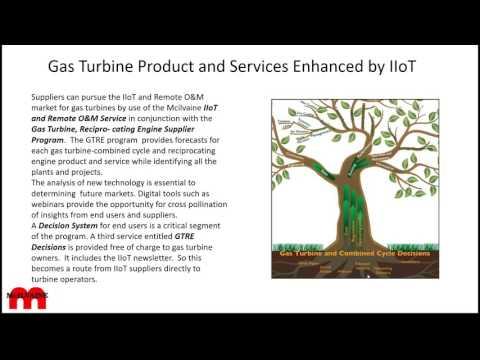 Gas Turbine, Reciprocating Engine IIoT and Remote O&M