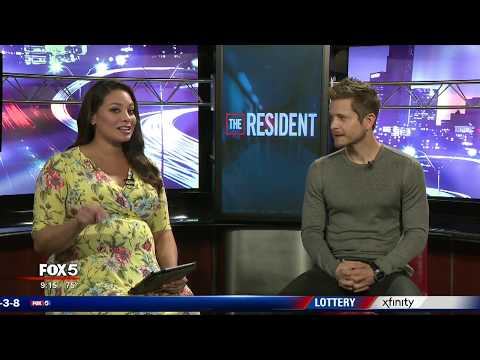 The Resident's Matt Czuchry stops by Good Day