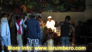 Rincon Rumbero Bembe @ KAOS Network Los Angeles - July 7, 2012