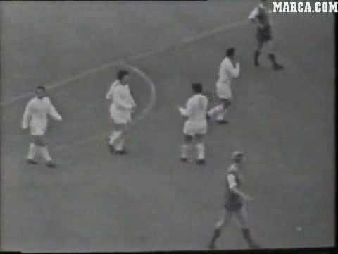 Real Madrid 7-3 Eintracht Frankfurt (18 Mayo 1960) Hampden Park (Glasgow)