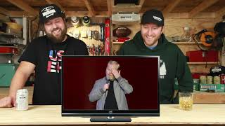 Canadians Reacts to Jim Gaffigan *Who Drew The Map of Canada*