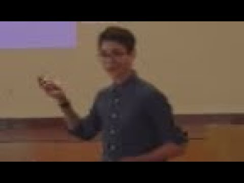 Insecurities and the benefits of overcoming them | Monther Salman | TEDxStChristophersSchool