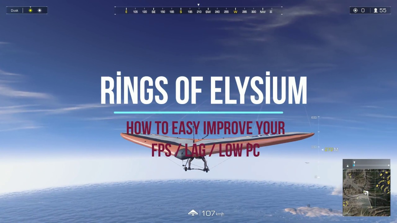 [NEW ]How To Rings Of Elysium (ROE): increase performance / FPS / Lag /  Drop | FPS Boost ✅[CBT]