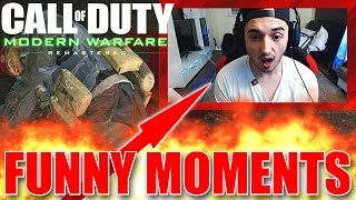 DURCHDREHEN in MODERN WARFARE REMASTERED | Funny Moments thumbnail