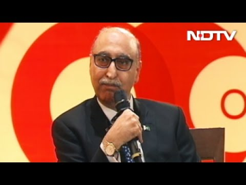 Off The Cuff With Abdul Basit, Pak Envoy To India
