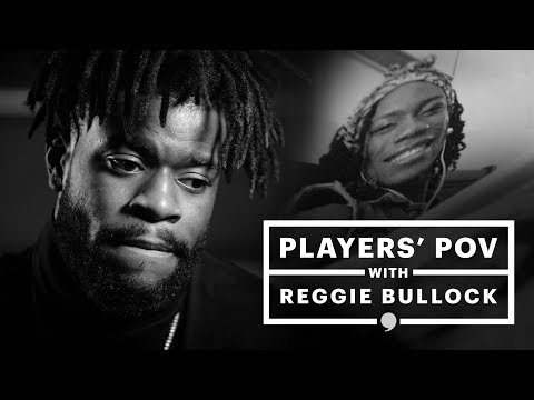 Reggie Bullock honors his sister's life in his fight for the LGBTQ ...