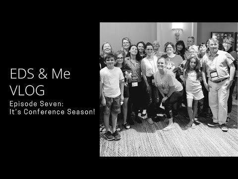 EDS & Me VLOG - Episode Seven: It's Conference Season