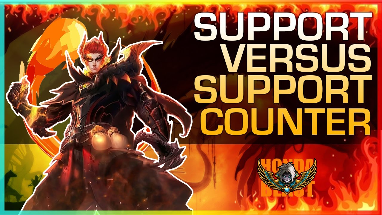 WHAT ARE MY COUNTERS FOR FAMOUS SUPPORTS THIS META? SUPPORT VS SUPPORT COUNTER ANALYSIS