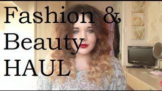 HAUL: Beauty, Jeffrey Campbell & Topshop Thumbnail