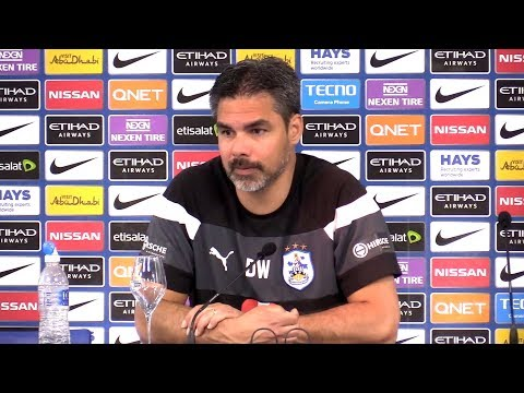 Manchester City 0-0 Huddersfield - David Wagner Full Post Match Press Conference - Premier League