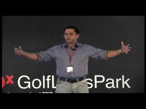 TEDxGolfLinksPark - Tathagat Varma - Sixteen months in Antarctica