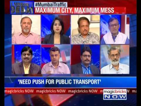 Monsoon mess, traffic congestion – The Urban Debate