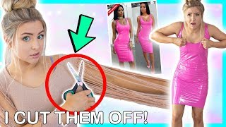 Download Trying On Very EXTRA Clothing From Wish and Ebay ! Success Or Disaster ?! Mp3 and Videos