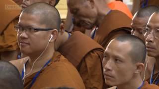 """Прямая трансляция. Его Святейшество Далай-лама. Учения по """"Бодхичарья-аватаре"""".  8 июня 2018 г."""