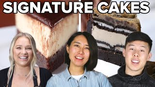 3 Signature Cake Recipes By Tasty Producers • Tasty