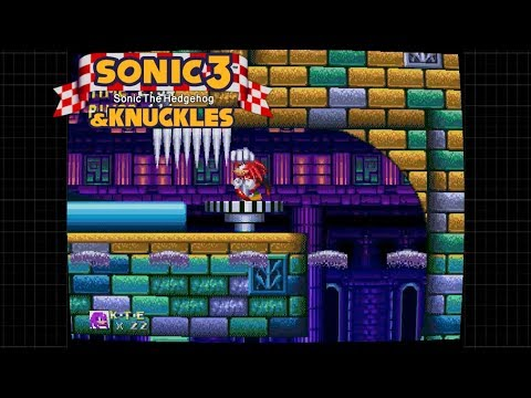 Sonic 3 & Knuckles - Knuckles Part 2: Hydrocity Zone